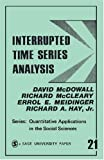 Interrupted time series analysis /