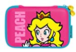 Nintendo Licensed Peach Hard Pouch -...