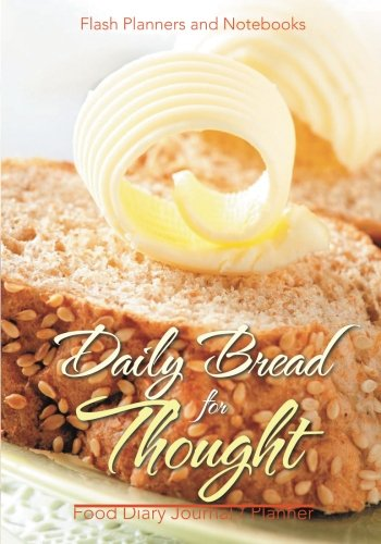 Daily Bread for Thought Food Diary Journal / Planner (Daily Bread Planner compare prices)