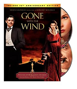 Gone with the Wind (Two-Disc 70th Anniversary Edition)