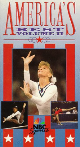 America\'s Best Vol. 2 - The United States Gymnastics Championships [VHS] [Import]