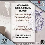 Johann Sebastian Bach: The Art of the Fugue [Hybrid SACD] cover image