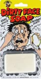 Black Face Soap Pk 12 (J02) Traditional Novelty Jokes Gags & Tricks | Party Gift Favors & Handouts | Stocking Fillers