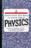 The Pocket Professor: Everything You Need to Know About Physics