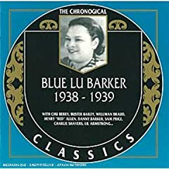 "Featured recording ""Blue Lu Barker 1938-1939"""