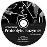 img - for Handbook of Proteolytic Enzymes, Two-Volume Set with CD-ROM: Handbook of Proteolytic Enzymes CD, Second Edition book / textbook / text book