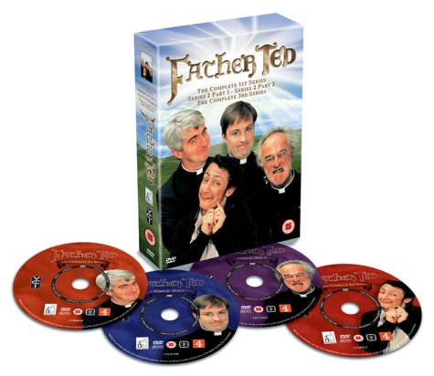 Father Ted : Complete Box Set [DVD] [1995]