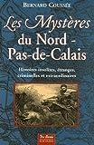 """Afficher """"Les Mystères du Nord-Pas-de-Calais"""""""