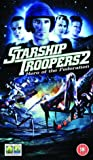 echange, troc Starship Troopers 2: Hero of the Federation [VHS]