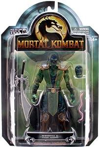Amazon Com Mortal Kombat Shaolin Monks Series 3 Action