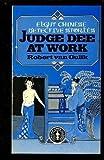 JUDGE DEE AT WORK