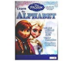 Anna and Elsa of Arendalle Letter Workbook