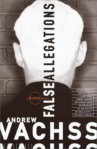 False Allegations: A Burke Novel