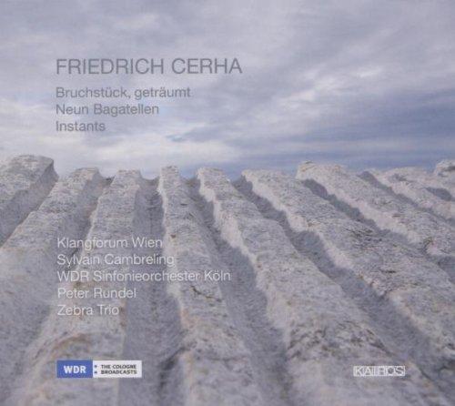 Friedrich Cerha (1926) - Bruchstück, geträumt, etc... 513NQlO0LlL