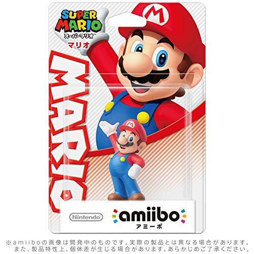 amiibo マリオ (スーパーマリオシリーズ)
