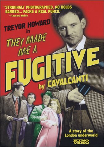 Cover art for  They Made Me a Fugitive