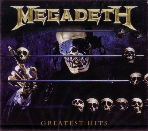 Megadeth - Greatest Hits 2 CD set by Megadeth