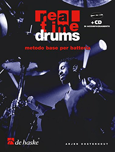 real-time-drums-it-metodo-base-per-batteria-cd