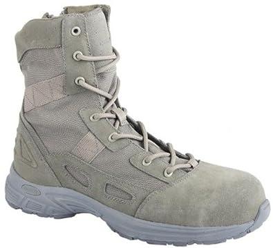 Converse C8291 Velocity UltraLite Safety Toe w/ Zipper Boots