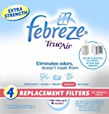 Hamilton Beach Febreze 04291F Odor Removal Filter for Tobacco , 4-pack
