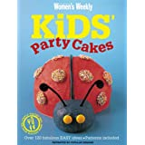 Kids Party Cakes: Muffins, Pastries, Cakes, Biscuits (The Australian Women's Weekly)by Susan Tomnay (Editor)