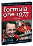 Formula 1 Review: 1975 [DVD]