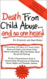 img - for Death from Child Abuse... and No One Heard book / textbook / text book