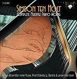 シメオン・テン・ホルト(1923~):ピアノ作品集(11枚組)