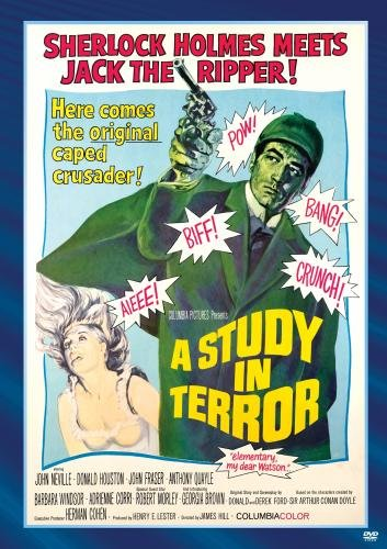A Study in Terror Cover