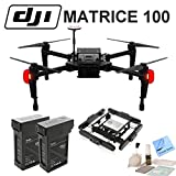DJI Matrice 100 – QUADCOPTER FOR DEVELOPERS + DJI Guidance System + TB48D Spare Battery + CS Kit