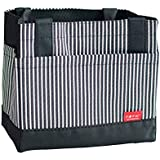 EZ Life Thermal Lunch Box Bag - Black