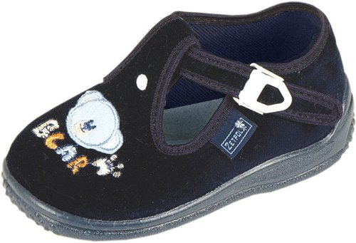 Cheap Lil Bear Walking Shoes – Navy (B0026AF0DO)