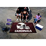 "BSS - Arizona Cardinals NFL Ulti-Mat"" Floor Mat (5x8')"" at Amazon.com"