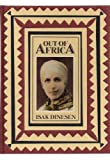 Out of Africa (0517565099) by Isak Dinesen