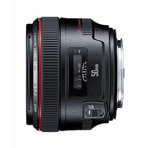 Canon EF 50mm f/1.2 L USM Lens for Canon Digital SLR Cameras