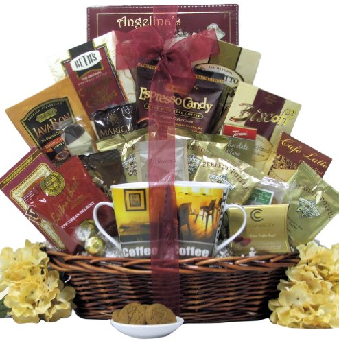 Great Arrivals Gourmet Coffee Gift Basket, Jumpin
