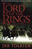 J. R. R. Tolkien The Lord of the Rings trilogy - one volume paperback (movie cover)