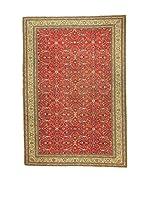 L'Eden del Tappeto Alfombra V.Kayseri Rojo / Barro 290  x  195 cm