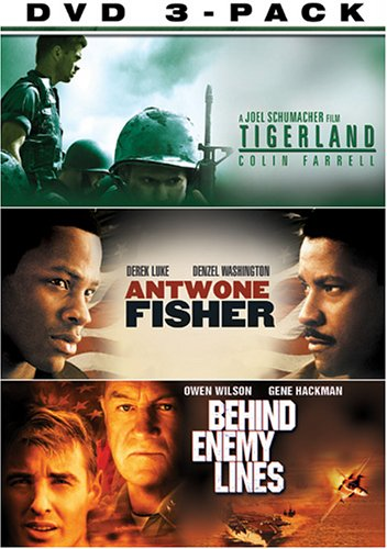 Soldiers Pack (Tigerland / Antwone Fisher / Behind Enemy Lines) (Antwone Fisher compare prices)