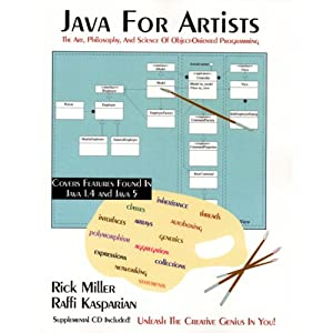 Java For Artists: The Art, Philosophy, And Science Of Object-Oriented Programming