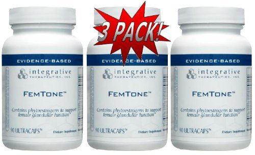 Integrative Therapeutics - Femtone (90 Capsules) 3 Pack (Femt1)
