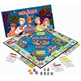 Scooby Doo Fright Fest Edition Monopoly Board Game by Parker Brothers