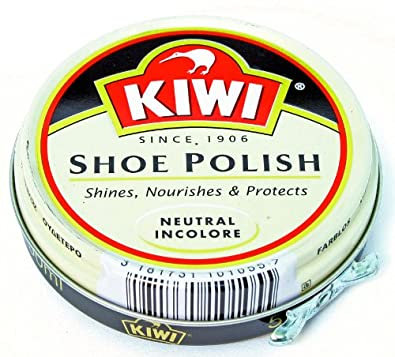 Kiwi Light Tan Shoe Polish Uk
