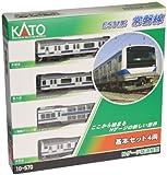 Nゲージ 10-570 E531系常磐線 基本 (4両)