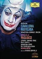 Mascagni/Leoncavallo - Cavalleria Rusticana/Pagliacci [DVD] [2005]