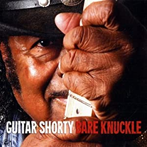 Album Bare Knuckle by Guitar Shorty