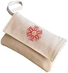 Martha Stewart Crafts Accessory Bag with Strap - Flower