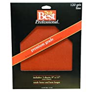 Ali Ind.341460Do it Best Premium Plus Sandpaper-80G PREMIUM SANDPAPER