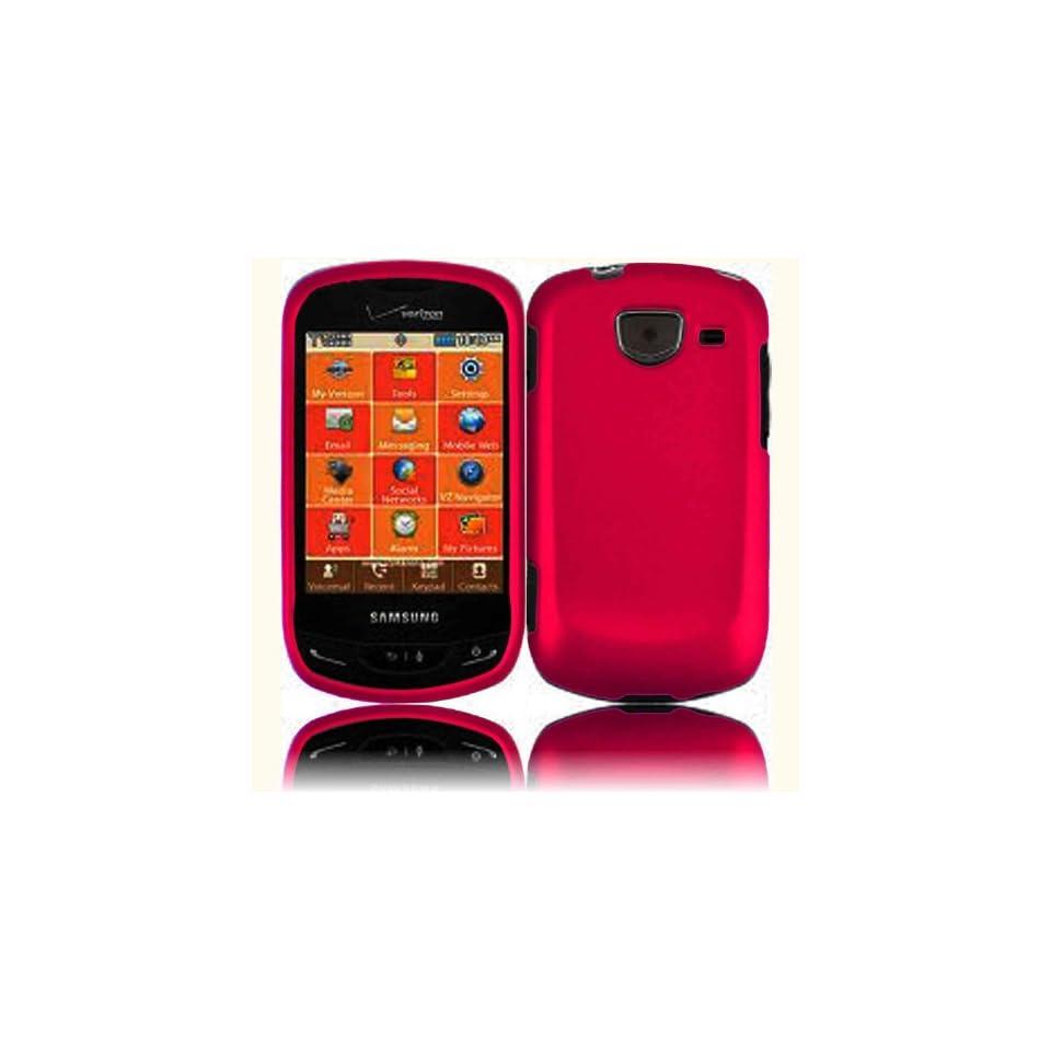 Rose Pink Hard Case Cover for Samsung Brightside U380