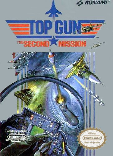Top Gun: The Second Mission front-267708